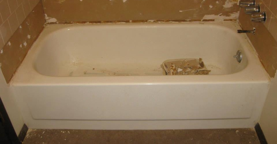 Let me replace that old bath tub –